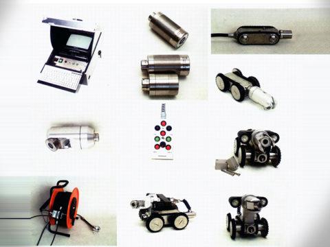 Telecamera configurazioni per piccole e medie dimensioni
